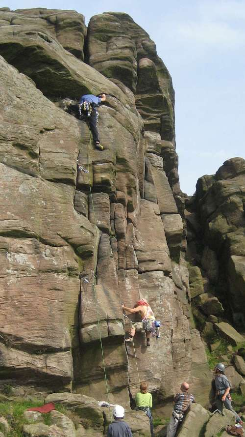 At the Roaches
